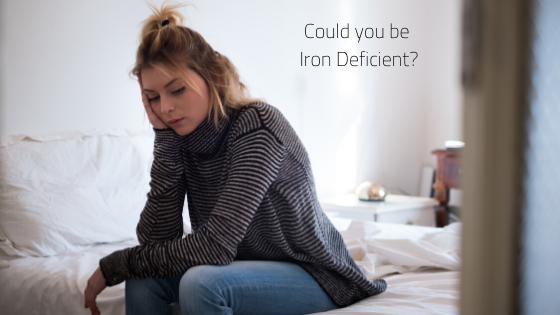 Iron Deficiency and tiredness