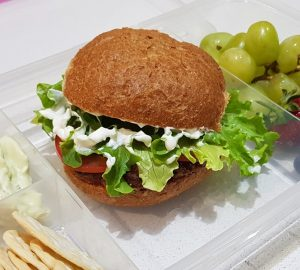Lunchbox Burger
